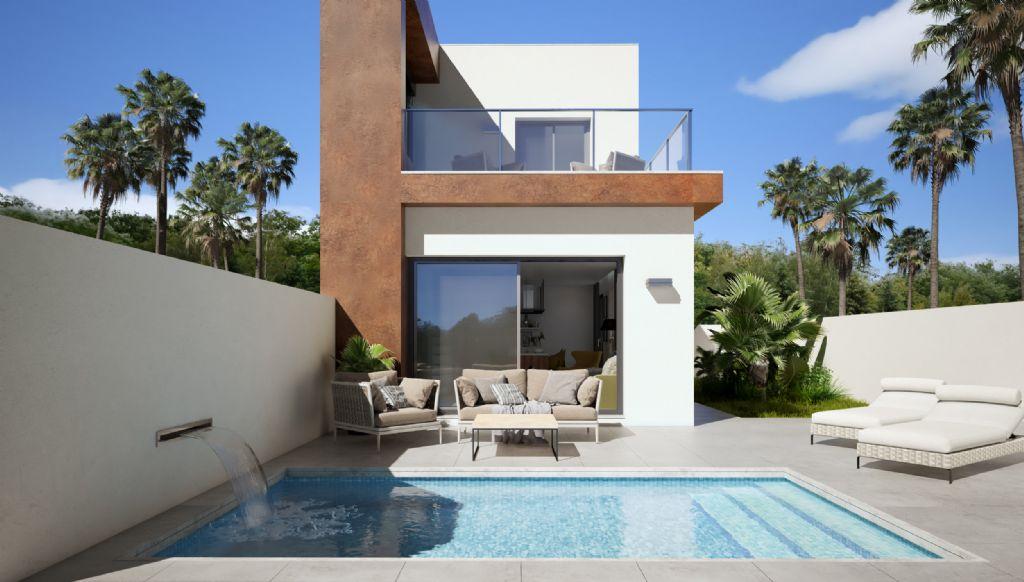 Villa en Venta en Alicante (Daya Nueva) Ref.:VILLA AMATISTA Foto 1