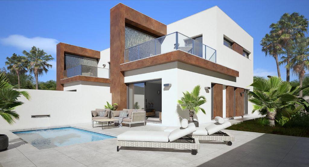 Villa en Venta en Alicante (Daya Nueva) Ref.:VILLA AMATISTA Foto 2