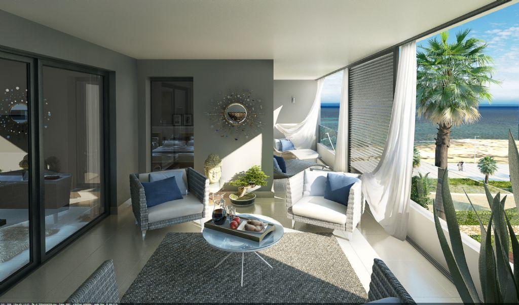 Apartamento en Venta en Alicante (Punta Prima) Ref.:PANORAMA Foto 2