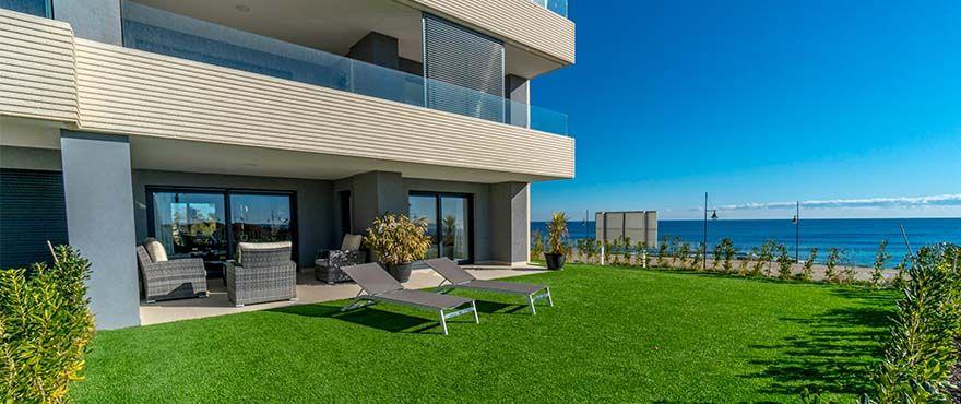 Apartamento en Venta en Alicante (Punta Prima) Ref.:PANORAMA Foto 4
