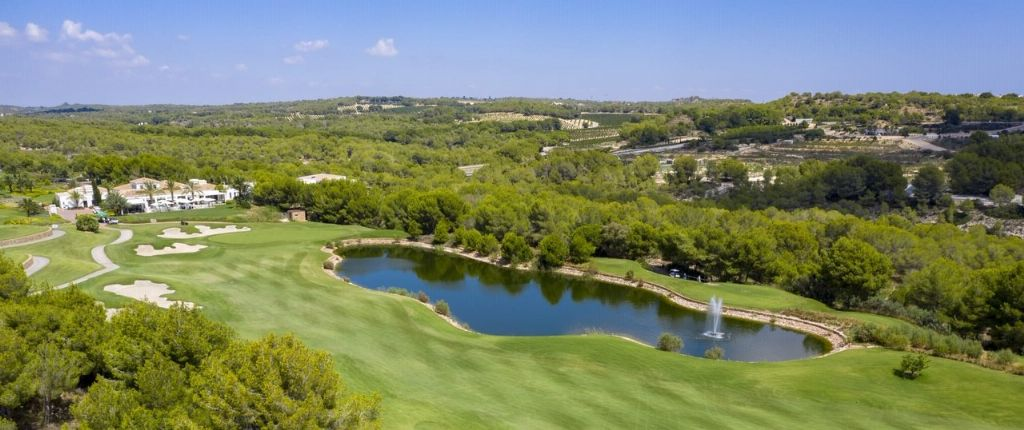 Villas golf en Venta en Alicante (Orihuela Costa) Ref.:VILLA MADRESELVA Foto 11