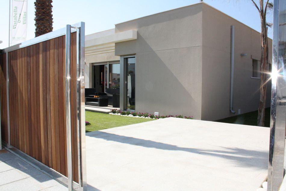 Villas golf en Venta en Alicante (Montesinos) Ref.:DOMINICA GOLF Foto 7